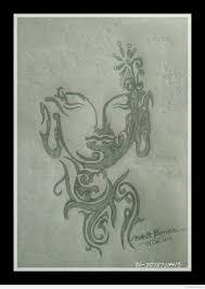 pencil sketch of gautam buddha desipainters com