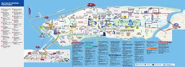 tourist map of new york new york pass attractions map with of lapiccolaitalia info