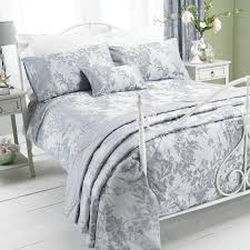 Natori Duvet Grey And White Duvet Cover King Sweetgalas