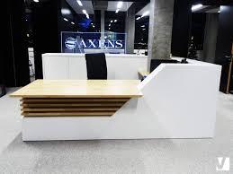 meubles bureaux mobilier de bureau en solid surface banque et tables pour axens