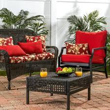Patio Furniture Cushions At Walmart - outdoor furniture cushions walmart bench seat cushion covers