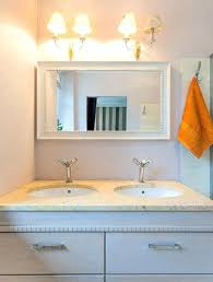 White Framed Oval Bathroom Mirror - white wood framed bathroom mirrors grey rectangular mirror u2013 elpro me
