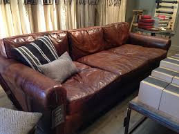 restoration hardware maxwell leather sofa restoration hardware sofa reviews quantiply co