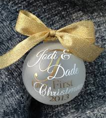 our ornament here comes the