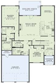 100 plan 17 rinehart house plan house plans by garrell