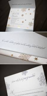 Wedding Invitations With Menu Cards 15 Best Winter Holiday Themed Wedding Invitations Images On