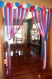 new streamers decoration decor ideas outdoor room design ideas
