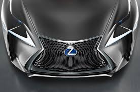 lexus electric supercar lexus lf nx crossover concept is one mean looking hybrid