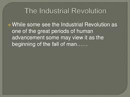 industrial revolution preston abbott