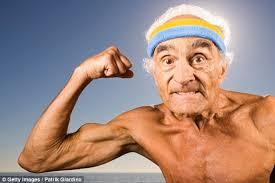 old man university of nottingham doctors investigate old man strength