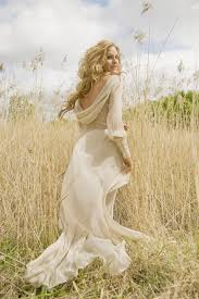 wedding dress daily green weddings week one eco chic wedding gowns fab you bliss