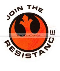 amazon com join the resistance logo symbol star wars episode vii