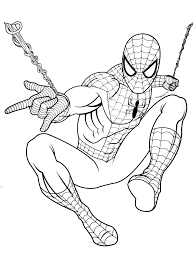 spiderman 11 spiderman coloring pages coloring for kids
