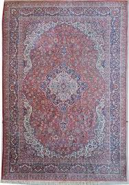 Rug Auctions Palatial Indian Carpet With Floral Ground Michaans Auctions Http