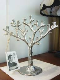 tree of menorah michael aram tree of menorah judaica new ebay
