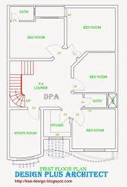 Amusing Small House Plans Pakistan 4 Floor In Modern Decor