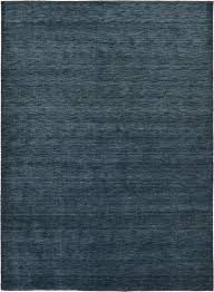 Luke Irwin Rugs by Navy Blue 8 U0027 2 X 11 U0027 6 Solid Gabbeh Rug Oriental Rugs