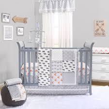 Dahlia Nursery Bedding Set by Crib Bedding Sets From The Peanutshell