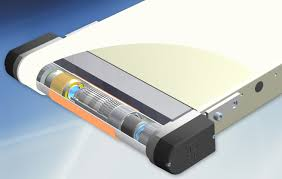 innerdrive conveyors save space by moving the motor inside the