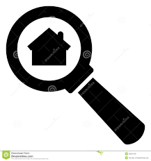 free house search search home icon stock vector illustration of increase 39024102