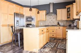 what color flooring looks best with maple cabinets kitchen reveal 5 problems and easy solutions ideas for