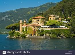 Lake Como Italy Map Villa Del Balbianello Near The Comune Of Lenno Lake Como Italy