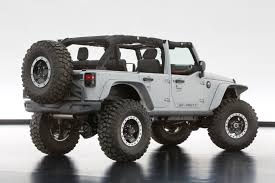 moab jeep for sale jeep makes six concepts for the 47th annual moab easter safari