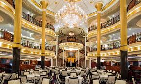 Main Dining Room Navigator Of The Seas Dining Royal Caribbean Incentives