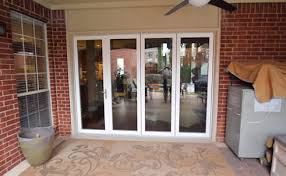 Insulated Patio Doors Custom Replacement Folding Patio Doors In Fort Worth Folding