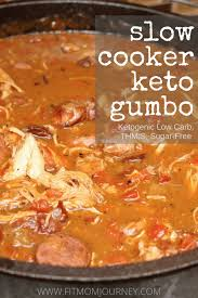 lot of 6 gumbo soup keto gumbo cooker thm s low carb paleo ketogenic whole30