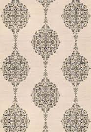 175322 mehndi linen print smoke by fschumacher fabric