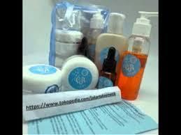 Pemutih Cr produk cr biru asli pemutih wajah jerawat harta kosmetik