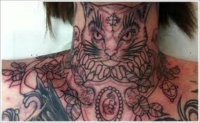 cat tattoo designs ideas 8