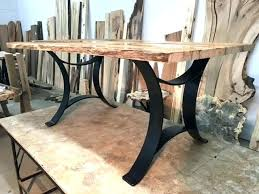 large dining table legs metal dining table legs industrial metal table legs metal legs for