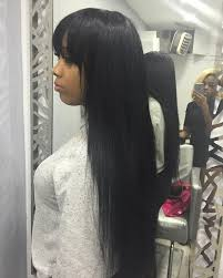 hair weave styles 2013 no edges best 25 sew in with bangs ideas on pinterest wigs with bangs