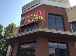 spirit store halloween spirit halloween halloween city open in the bay area