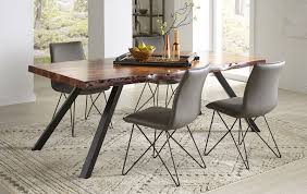 natural wood kitchen table and chairs mokuzai live edge dining table natural wood table haikudesigns com
