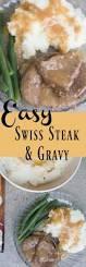 chopped steak chopped steak mushroom gravy and gravy