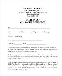 10 sample eagle scout recommendation letter free sample