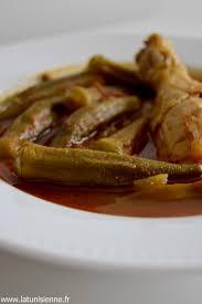 cuisiner des gombos ragoût tunisien aux gombos gnaouia tounsia
