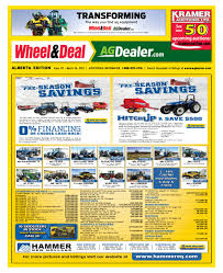wheel u0026amp deal alberta march 26 2012 by farm business