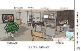 a zen living room rukhsanadesigns