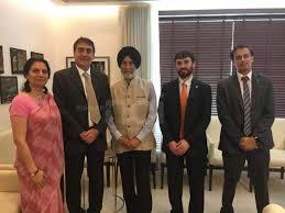 consolato india avvio attivit罌 di internazionalizzazione in india romagnanoi