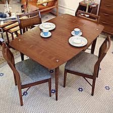 glamorous mid century american of martinsville dining set gorgeous
