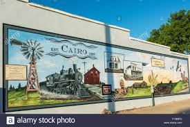 nebraska cairo wall mural small town at eastern end of nebraska cairo wall mural small town at eastern end of sandhills journey hwy 2 scenic byway