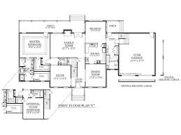 valuable design ideas executive 2 story house plans 1 modern 2000