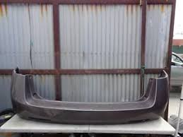 honda odyssey rear bumper 2011 2016 honda odyssey rear bumper cover oem ebay