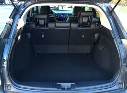 lexus lx trunk space review 2016 honda hr v is the smaller just right crossover bestride