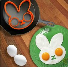 pocher en cuisine lapin oeuf moule cuisine silicone en caoutchouc pocher four