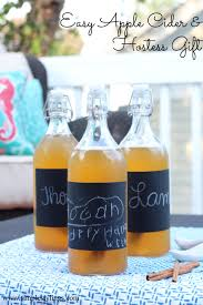 apple cider hostess gifts u0026 recipe simple stylings